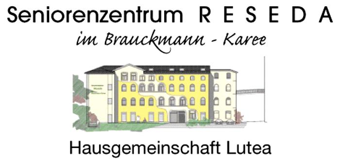 Logo con Seniorenzentrum Reseda Lutea Lüdenscheid